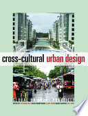 Cross cultural Urban Design