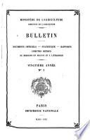 Bulletin mensuel de l Office de renseignements agricoles