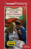download ebook one night before christmas pdf epub