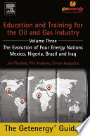 Education And Training For The Oil And Gas Industry The Evolution Of Four Energy Nations