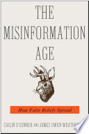The Misinformation Age Book PDF