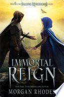 Immortal Reign Book Cover