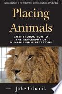 Placing Animals book