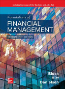 Loose Leaf for Foundations of Financial Management
