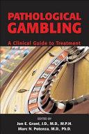 Pathological Gambling Book PDF