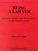 Being a Lawyer
