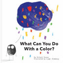 What Can You Do with a Color?