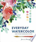 Everyday Watercolor Book Cover