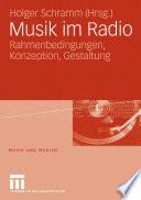 Musik im Radio