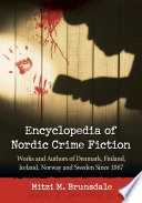 Encyclopedia of Nordic Crime Fiction Wahloo S Martin Beck Detective Series