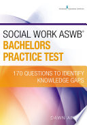 Social Work ASWB Bachelors Practice Test