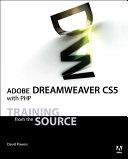 Adobe Dreamweaver CS5 with PHP