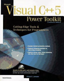 Microsoft Visual C Plus Plus Five Power Toolkit
