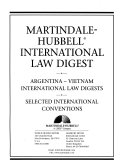 Martindale Hubbell Law Directory 2001
