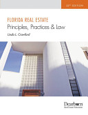 Florida Real Estate Principles  Practices and Law 32nd Edition