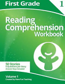 First Grade Reading Comprehension Workbook