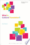 What Is Cultural Translation