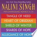 Nalini Singh  The Psy Changeling Series