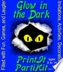 Children s Glow in the Dark Birthday Party Kit and Party Games