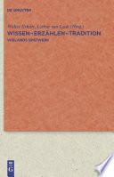 Wissen - Erzählen - Tradition