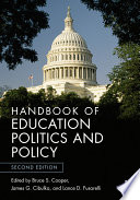 Handbook of Education Politics and Policy