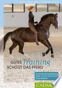 Gutes Training sch  tzt das Pferd