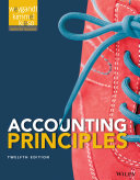Accounting Principles, 12th Edition