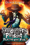 Skulduggery Pleasant  Playing with Fire