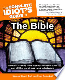 The Complete Idiot s Guide to the Bible  3rd Edition