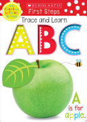 Trace  Lift  and Learn ABC  Scholastic Early Learners