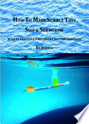 How To Make Science Toys Ship   Submarine