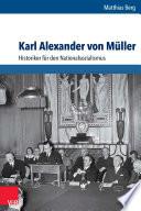 Karl Alexander von Müller