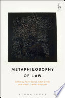Metaphilosophy of Law
