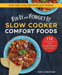 Fix-It and Forget-It Slow Cooker Comfort Foods Book