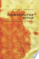 Cosmopolitan Style