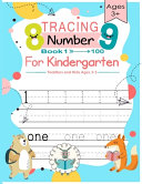 Tracing Numbers Book 1 100 For Kindergarten Toddlers And Kids Ages 3 5