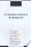 L universo poetico di Moriconi