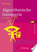 Algorithmische Geometrie
