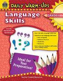 Language Skills, Grade 1
