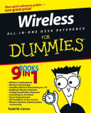 Wireless All In One Desk Reference For Dummies