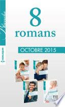 8 romans in  dits Blanche  no1238    1241   Octobre 2015