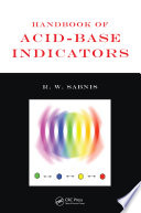 Handbook of Acid Base Indicators
