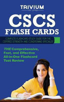 CSCS Flash Cards