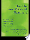 The Life and Work of Teachers