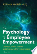 The Psychology Of Employee Empowerment book