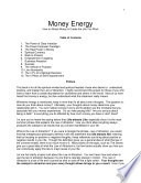 download ebook money energy: how to attract money and create the life you want pdf epub
