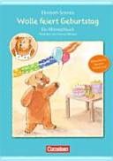 Sprachf  rderung mit Wolle  Wolle feiert Geburtstag