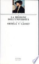 Missione Dell universita