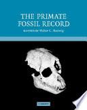 The Primate Fossil Record