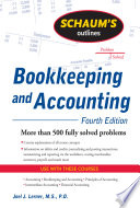 Schaum s Outline of Bookkeeping and Accounting  Fourth Edition